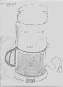 ex 4 braun coffee maker