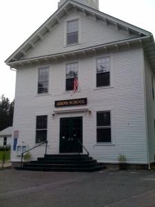 Adams School Castine