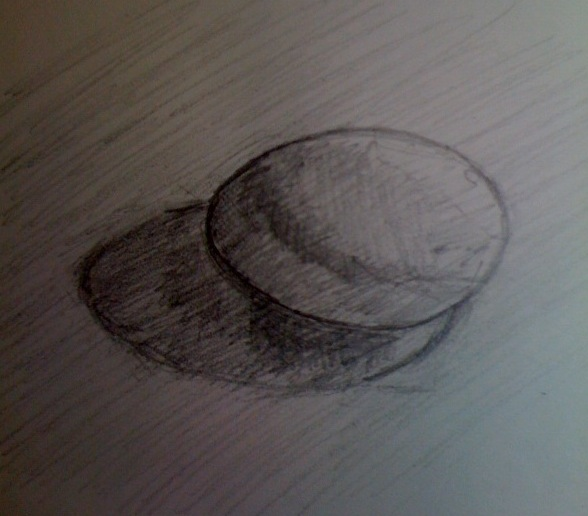 drawn egg 1