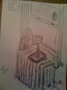 Gesture 2b drawing